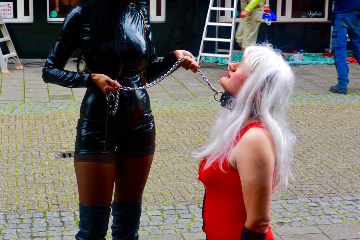 Meesteres Marina den Haag, Meesteres in den Haag